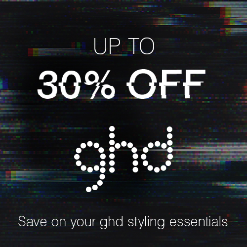 Cyber Monday ghd offers