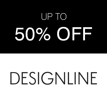 Up to 50% off Designline